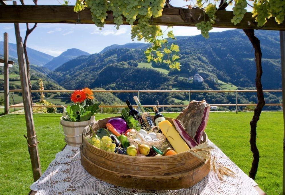 Kinnhof: Frische hofeigene Produkte vom Bauernhof
