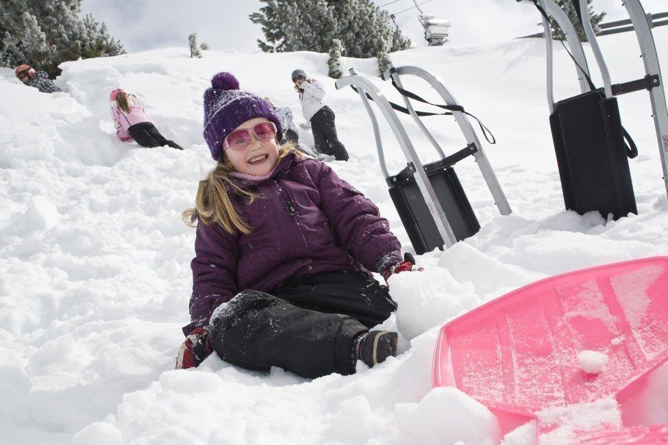 Winterspaß abseits der Skipisten